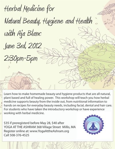 Herbalmedicineworkshop